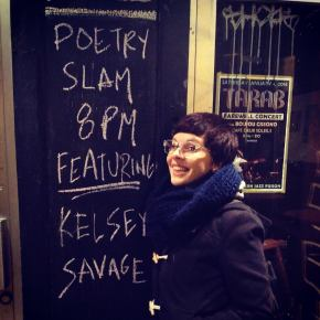 Vancouver Poetry Slam Feature, Dec. 30th 2013 (featuring Francis Arevalo and Lola Frost)