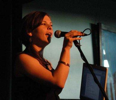 Vancouver Poetry Slam - Cover Slam, Rachel McKibbens' 'Untitled'