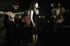 'Carnival Wire' Launch, Scrapp Trio Collective Improv Performance, Cafe Deux Soleils